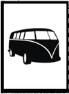 VW Bulli Symbol