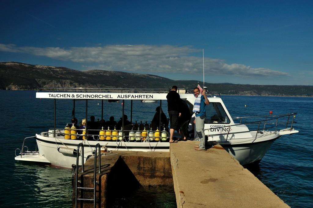 Tauchreise Kroatien